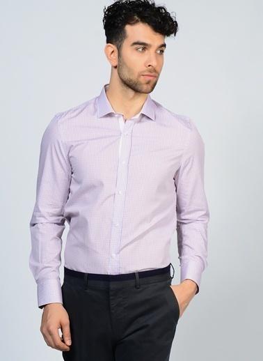 Penford Uzun Kollu Gömlek Pembe